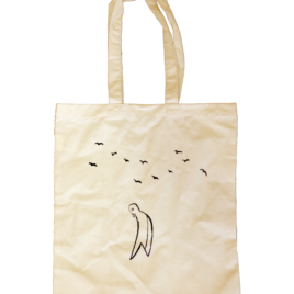 Lonely Birds – Tote Bag